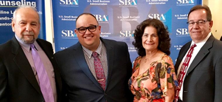TAMIU SBDC Award Nominee Earns SBA San Antonio District Honor